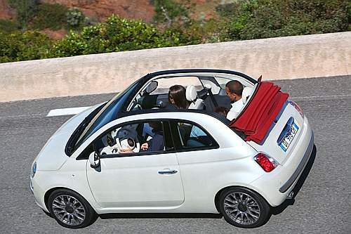 Fiat 500cabrio