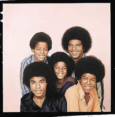 I Jackson Five: Michael è al centro (Reuters)