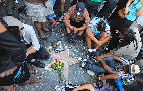 La Walk of Fame a Hollywood (Afp)