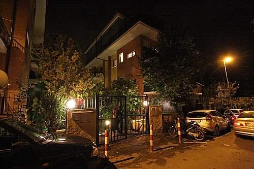 L'appartamento del caso-Marrazzo