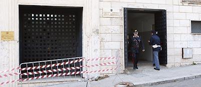 Bomba esplode davanti al tribunale di Reggio Calabria