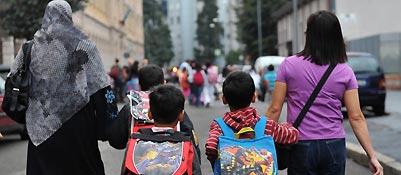 La Gelmini: «Basta classi ghetto» Tetto del 30% di stranieri per classe