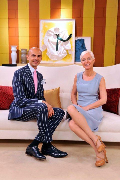 5f395409b93b Enzo e Carla titolari di un nuovo genere tv - Corriere della Sera