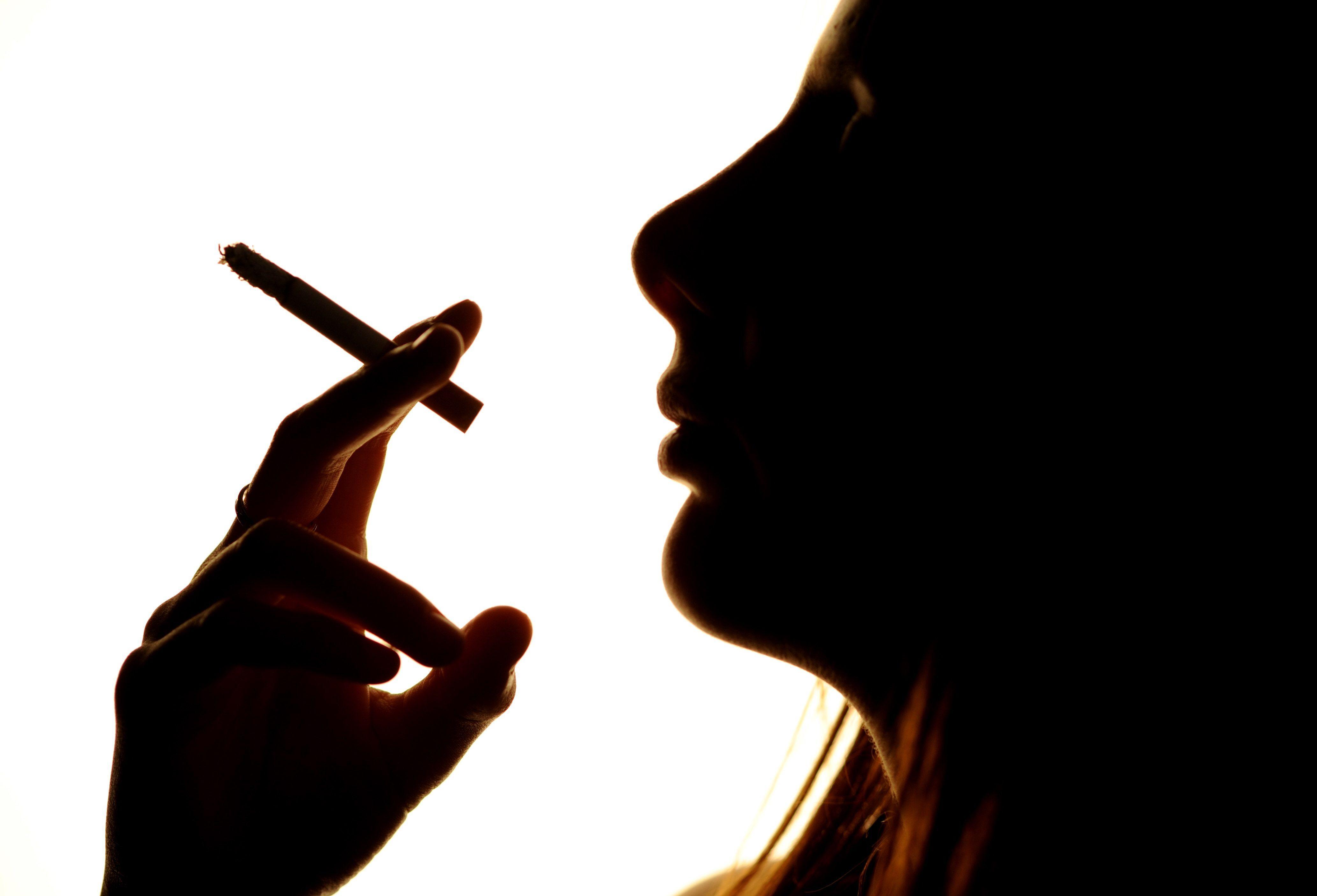 Ha smesso di fumare e cè un desiderio di fumare