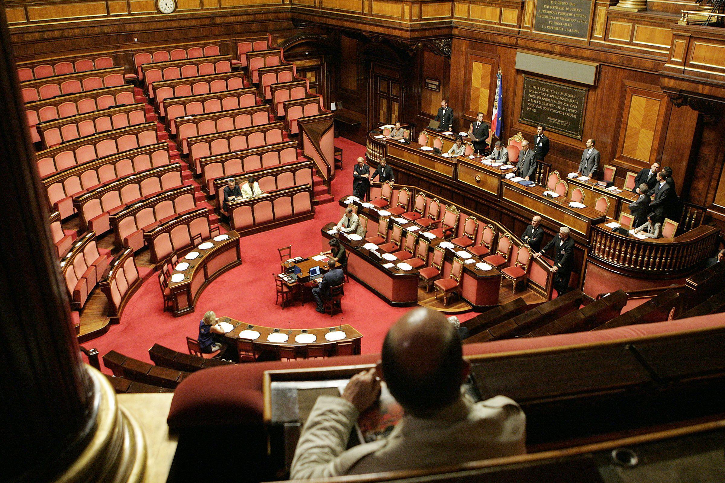 Senato stop ai benefit per gli ex presidenti for Sito senato