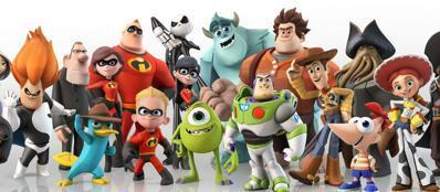 Disney Infinity Cartoni Animati Da Console Corriereit