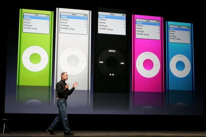2006: iPod Nano (Afp/Sullivan)