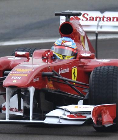 La F150 per la prima volta fotografata in pista: la nuova monoposto del Cavallino ha compiuto i primi km a Fiorano (Ap)