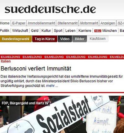 «Süddeutsche Zeitung» (Germania)