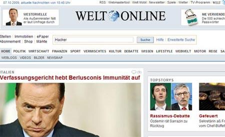 «Die Welt» (Germania)