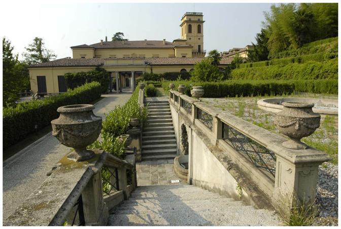 Villa Borletti Via Rovani