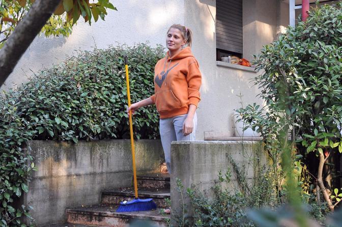 Nadia Macrì. Foto Corriere.it