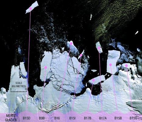 Immagine dal satellite (Gsfc)