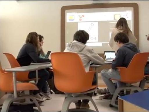 La scuola del futuro, ad Ancona l'aula 3.0 «Tablet, entusiamo e tante competenze
